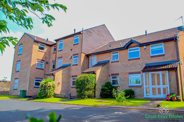 Thumbnail Flat to rent in Hartley Court, Mannamead, Plymouth