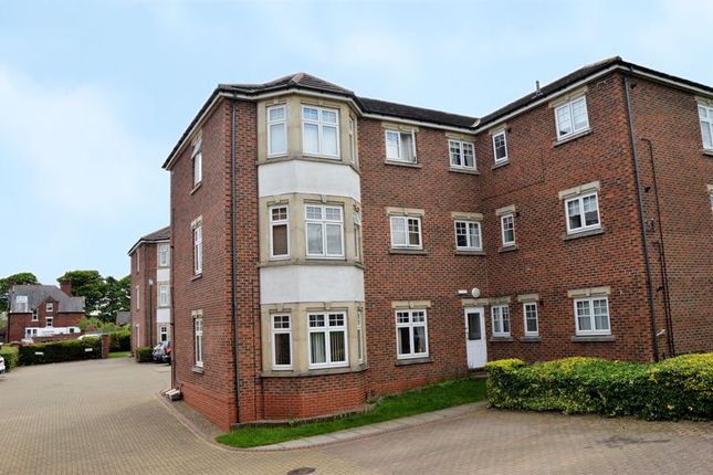 Thumbnail Flat for sale in Turnberry, Whitley Bay