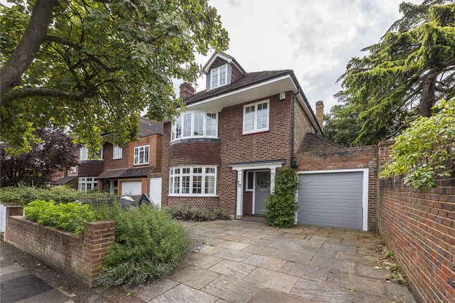 Thumbnail Detached house for sale in Clare Lawn Avenue, East Sheen