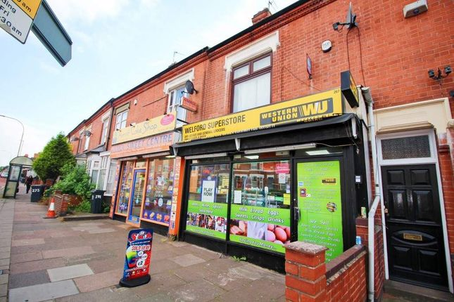 Retail premises for sale in 267 Welford Road, Leicester