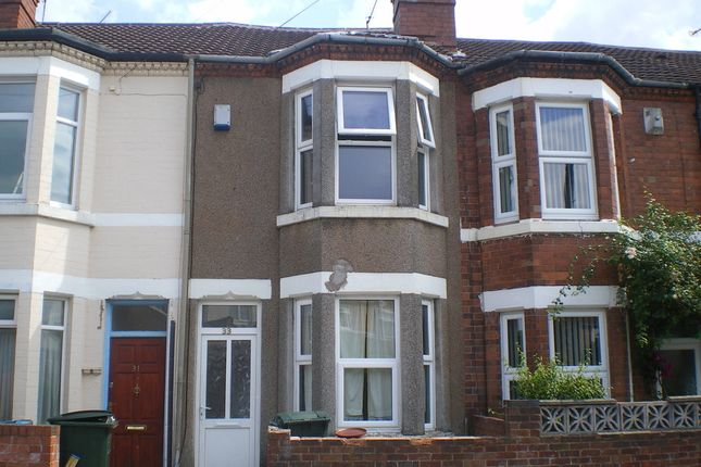 3 bed terraced house to rent in Somerset Road, Radford, Coventry