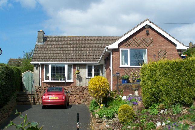 Thumbnail Detached bungalow for sale in Hollington Road, Tean, Stoke-On-Trent