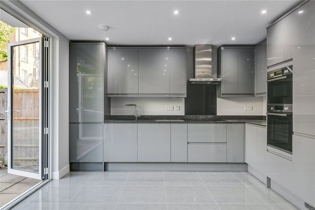 4 bed terraced house to rent in Hornby Close, Swiss Cottage, London NW3
