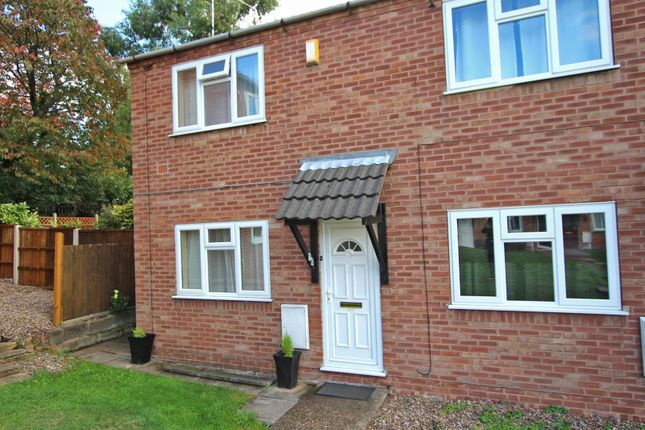 Thumbnail End terrace house for sale in Cambria Mews, Nottingham