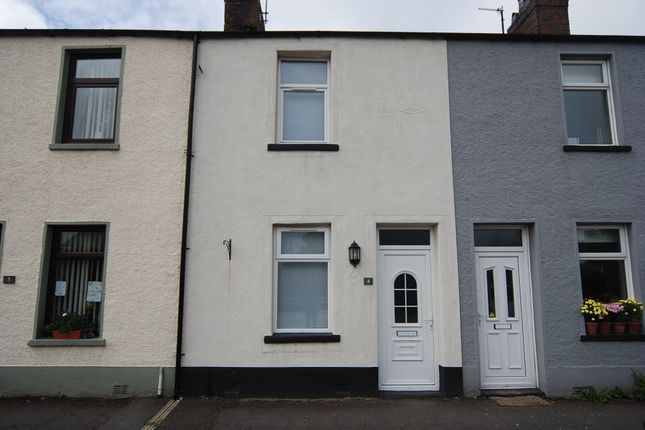 Thumbnail Terraced house to rent in Railway Terrace, Lindal