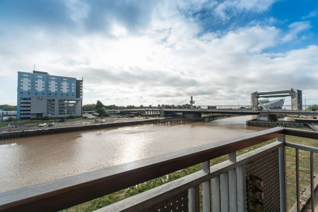 2 bed flat for sale in Trinity Wharf, 52-58 High Street, Hull, East Yorkshire HU1
