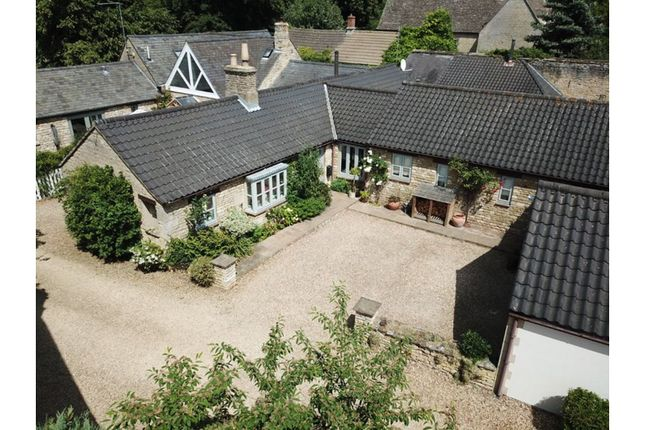 Thumbnail Detached bungalow for sale in Careby, Stamford