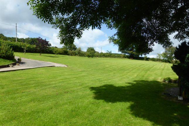 Grounds of Llanfynydd, Carmarthen SA32