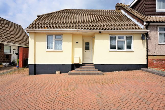Thumbnail Bungalow for sale in Eastwood Park Drive, Leigh-On-Sea