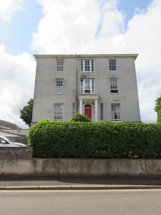 Thumbnail Flat to rent in Friars Walk, St. Leonards, Exeter