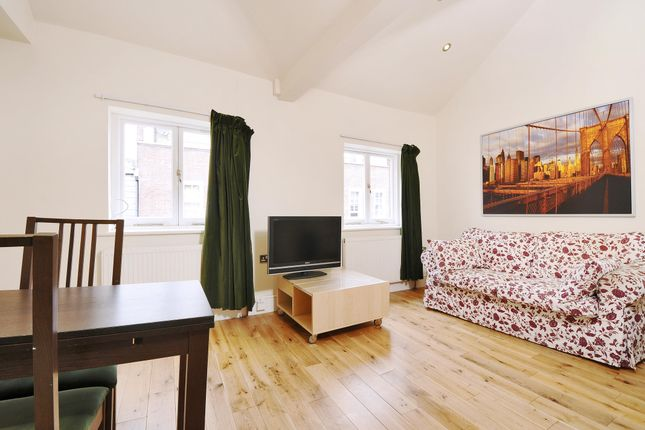 Thumbnail Flat to rent in Earlham Street, Covent Garden, London