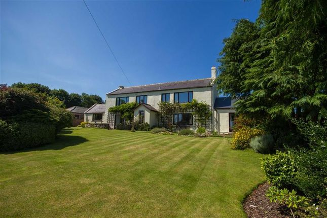 Thumbnail Detached house for sale in New East Farm, Berwick-Upon-Tweed