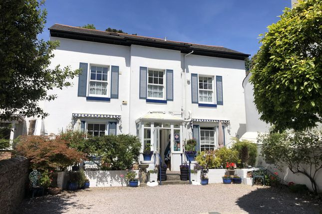 Thumbnail Hotel/guest house for sale in Characterful 6-Bedroom Guest House TQ5, Torbay