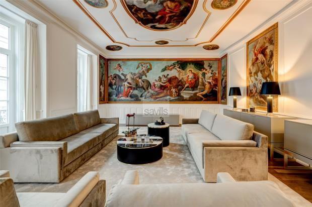 Thumbnail Apartment for sale in 4+1 Bedroom Apartment In Chiado, Chiado, Lisboa