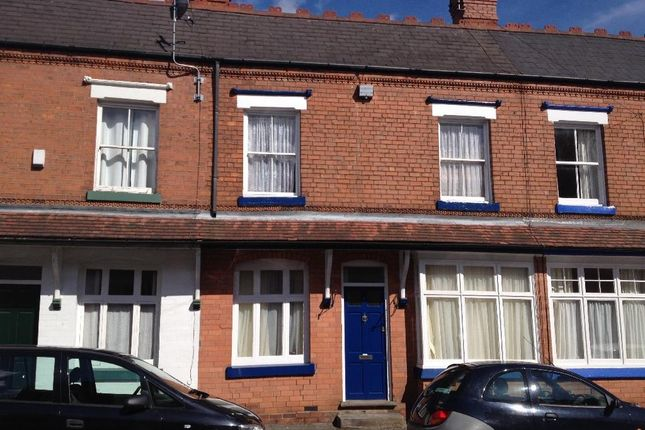 Thumbnail Terraced house to rent in Poplar Avenue, Kings Heath, Birmingham