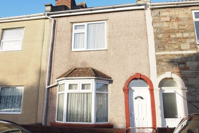 3 bed terraced house for sale in Ida Road, Whitehall, Bristol