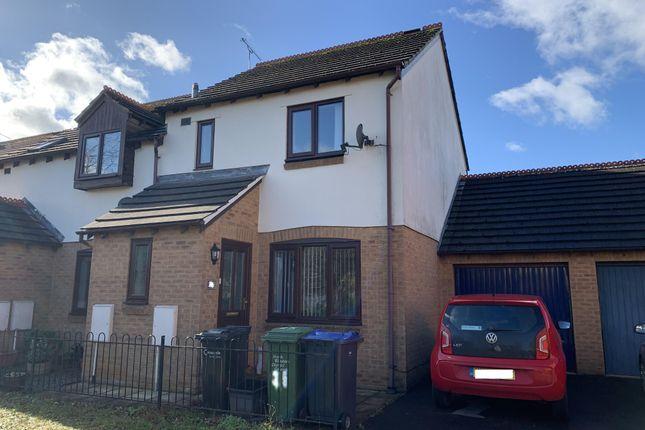 Thumbnail Semi-detached house to rent in Sandown Drive, Chippenham