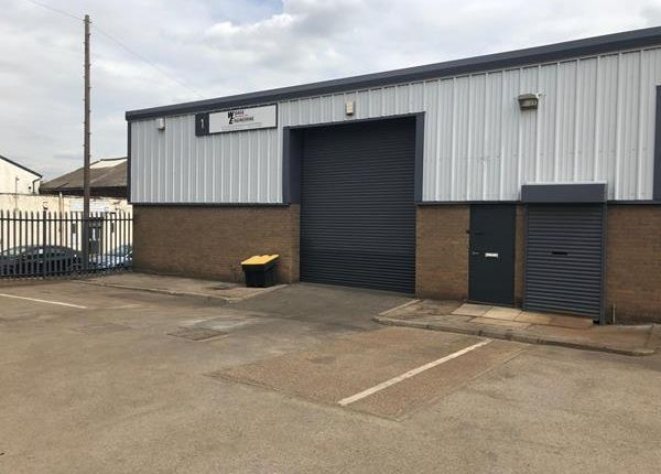 Thumbnail Light industrial to let in Unit 1, Century Street Industrial Estate, Clement Street, Sheffield, South Yorkshire