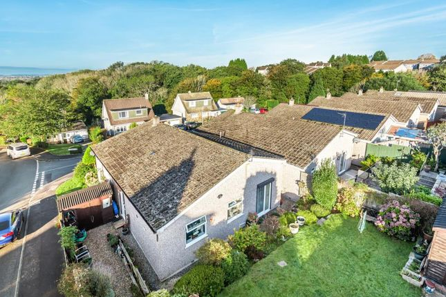 Thumbnail Detached bungalow for sale in Davenham Close, Plymouth