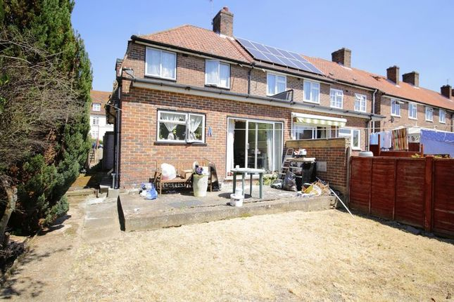 Thumbnail Semi-detached house for sale in Downham Way, Downham, Bromley