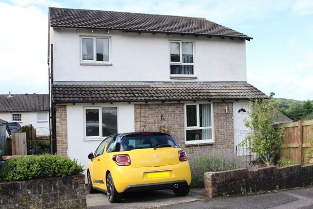 Thumbnail Detached house for sale in Yealmpstone Close, Plympton, Plymouth