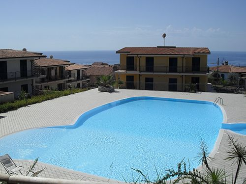 Thumbnail Apartment for sale in Parco Meridiana, Scalea, Cosenza, Calabria, Italy