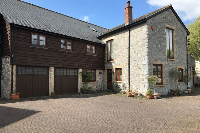 Thumbnail Semi-detached house for sale in The Farmhouse, Town Mill, Clifford Street, Chudleigh
