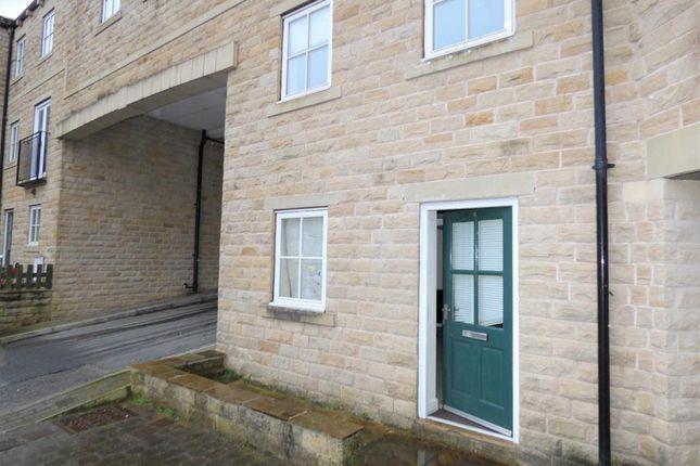 Thumbnail Flat for sale in Woodcote Fold, Gooseye, Oakworth