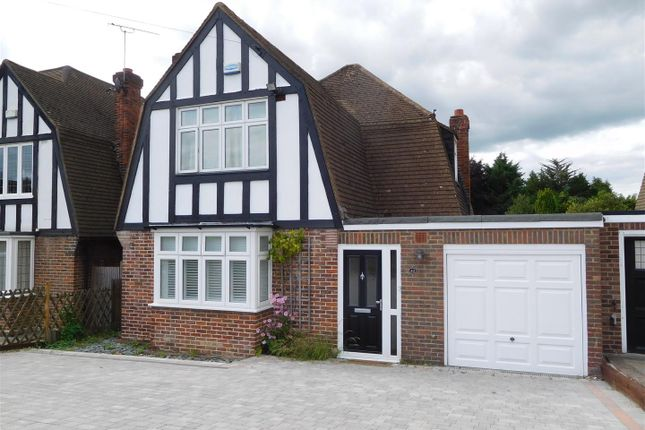 Thumbnail Detached house to rent in Tudor Drive, Otford, Sevenoaks