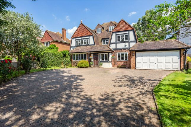 Thumbnail Detached house for sale in Tite Hill, Englefield Green, Surrey