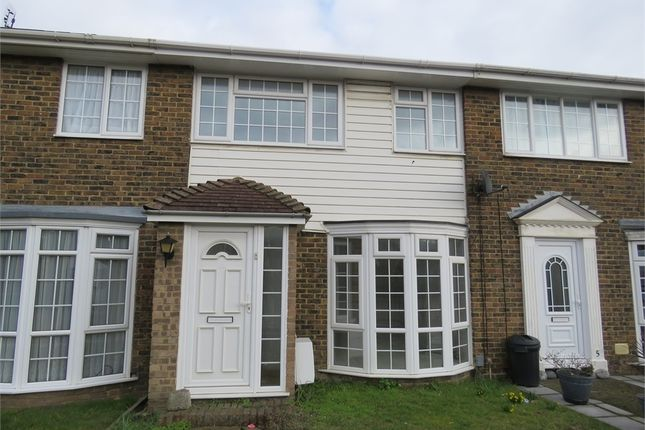 Thumbnail Terraced house to rent in Wilton Terrace, London Road, Sittingbourne, Kent