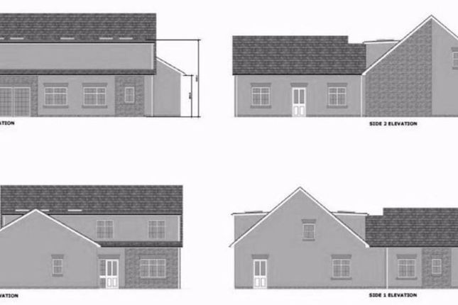 Thumbnail Bungalow for sale in Mill House Lane, Winterton, Scunthorpe