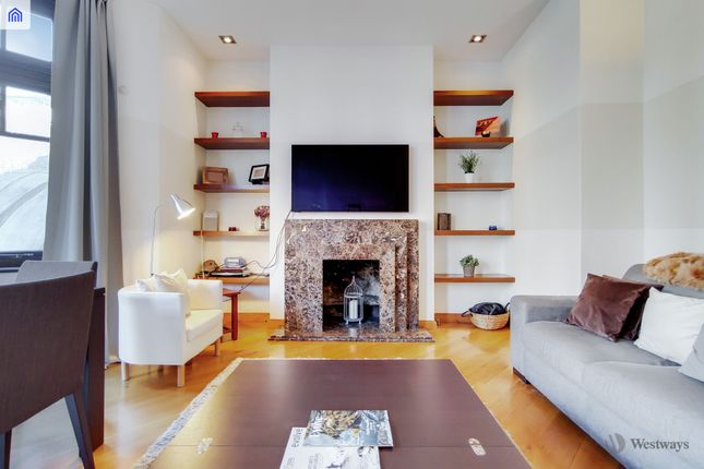 Thumbnail Flat for sale in Maida Vale, London