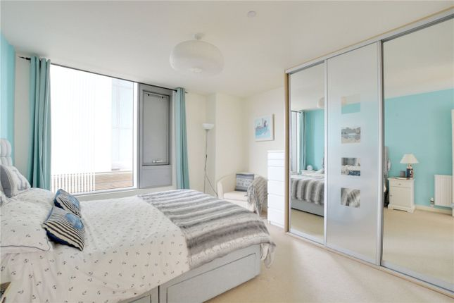 Master Bedroom of Adagio Point, 3 Laban Walk, Deptford, London SE8