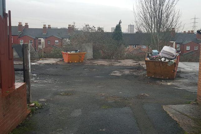 Land to rent in Ralph Road, Birmingham