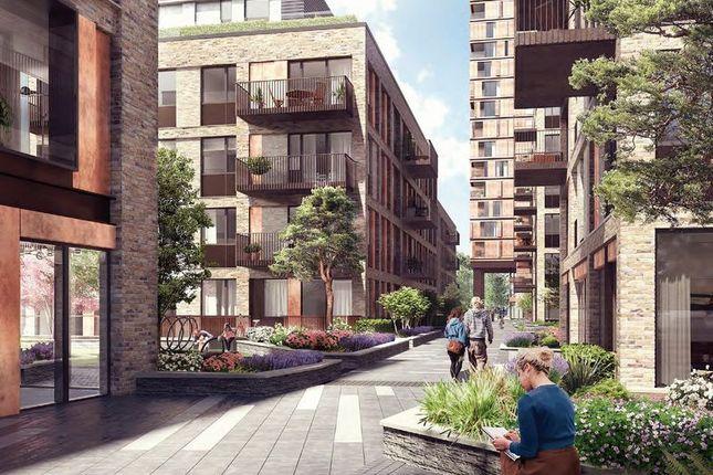 1 bed flat for sale in Parkside Business Estate, Rolt Street, London