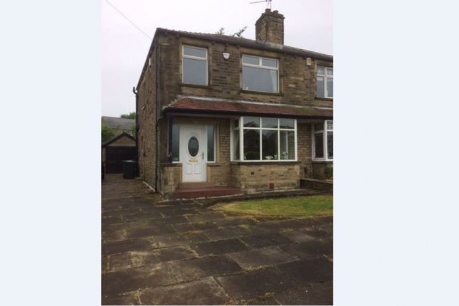 Thumbnail Semi-detached house for sale in Westfield Lane, Bradford, West Yorkshire