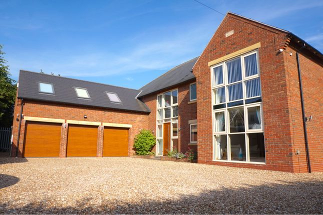 Thumbnail Detached house for sale in Lark Rise, Derby