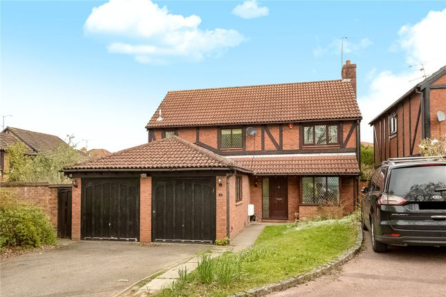 Thumbnail Detached house to rent in Sheridan Way, Wokingham, Berkshire