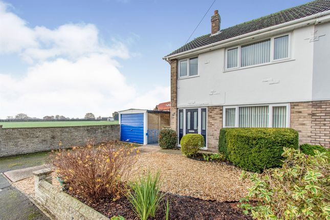 Thumbnail Semi-detached house for sale in Lindrick Road, Hatfield Woodhouse, Doncaster