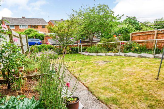 Rear Garden of Finch Road, Chipping Sodbury BS37