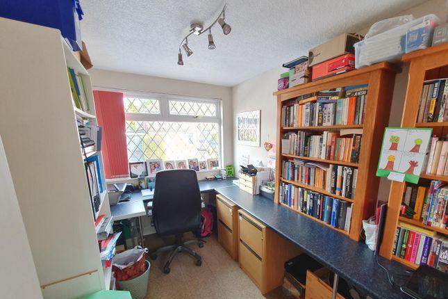 Bedroom/Study of Henley Avenue, Norton, Sheffield S8