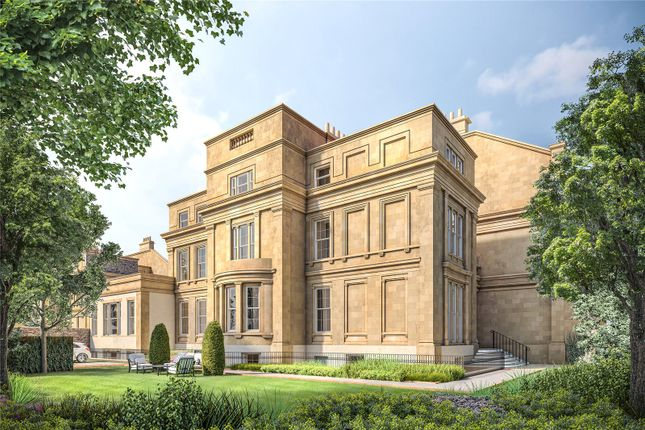 Thumbnail Flat for sale in Apartment 1, Badminton House, Clifton Park, Bristol