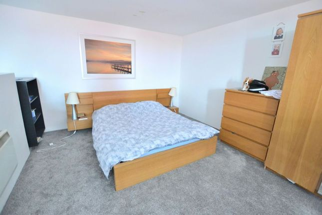 Bedroom of The Collegiate, Shaw Street, Liverpool L6