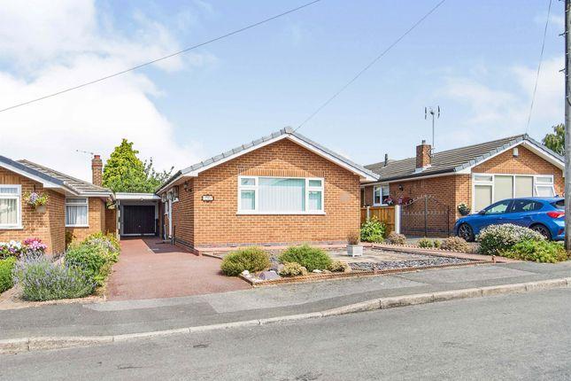 2 bed detached bungalow for sale in Ashbrook Close, Allestree, Derby DE22