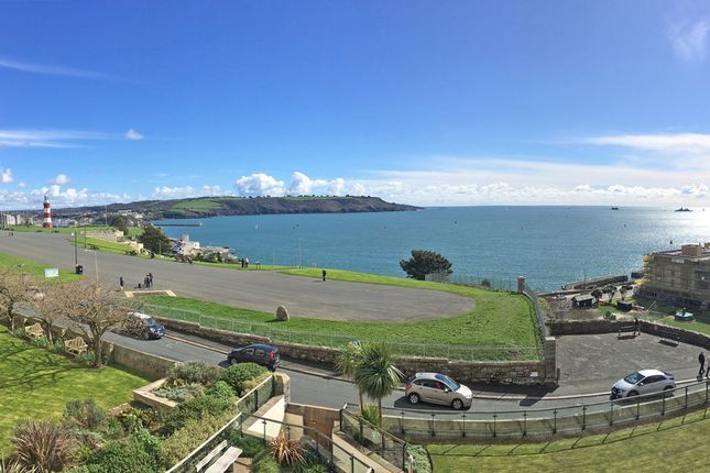 Thumbnail Flat for sale in Azure, Cliff Road, The Hoe, Plymouth