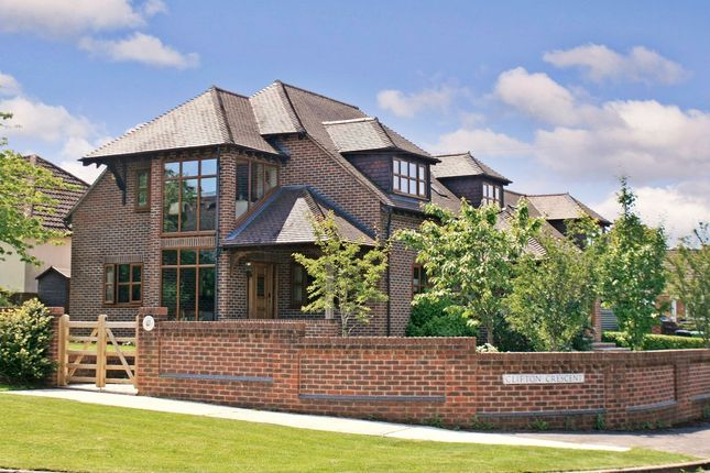 Thumbnail Detached house for sale in Soake Road, Denmead, Waterlooville