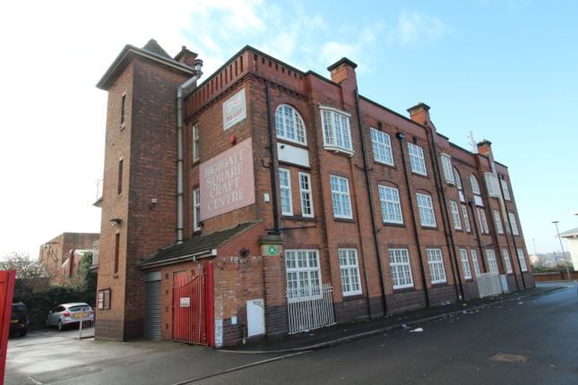 Office to let in Highgate Square, Birmingham