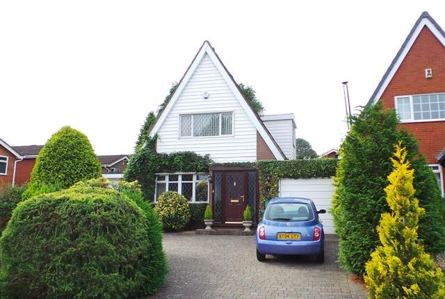 Thumbnail Detached house for sale in Thorpe Close, Four Oaks, Sutton Coldfield