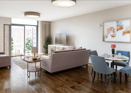 Thumbnail Flat for sale in Nightingale Place, Lane, London